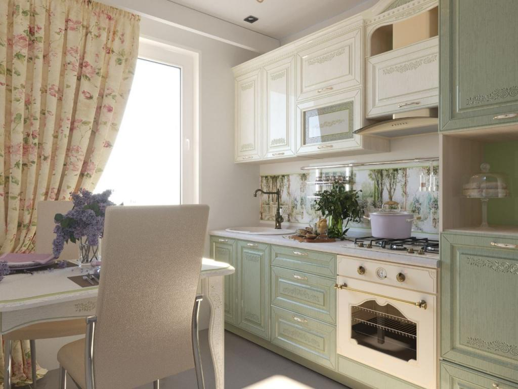 Кухня Оливия от DaVita-мебель