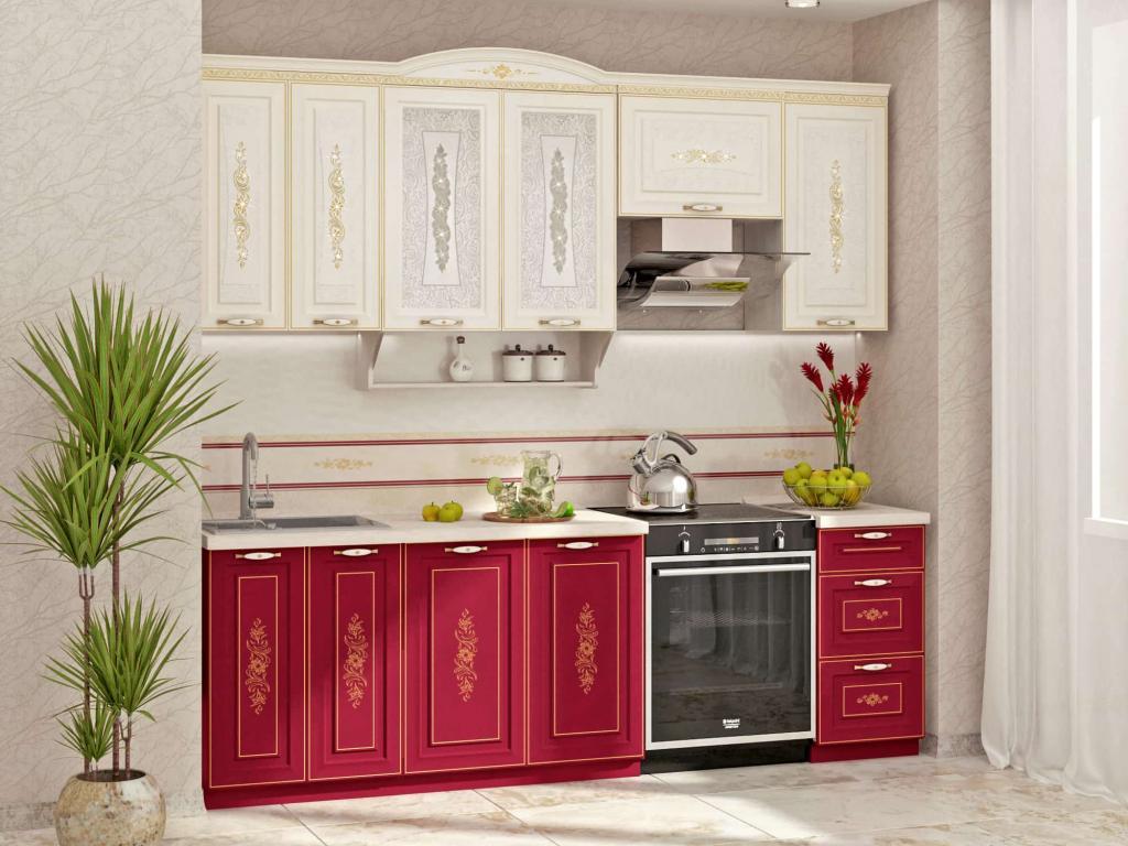 Кухня Виктория от DaVita-мебель