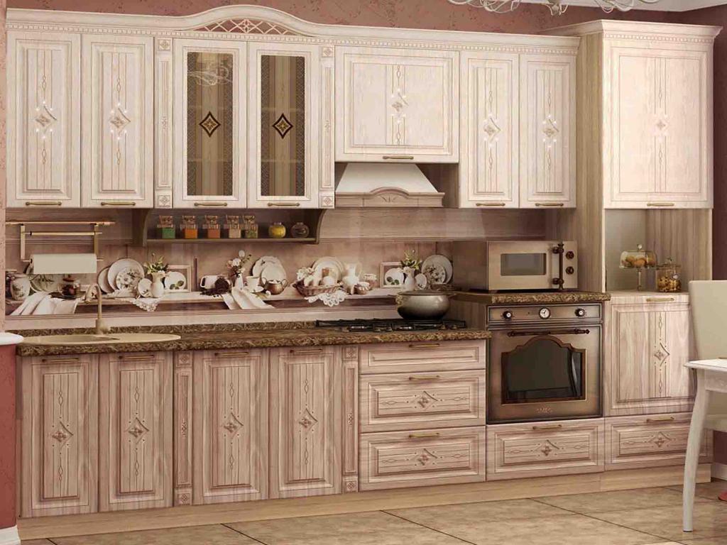 Кухня Шарлотта от DaVita-мебель