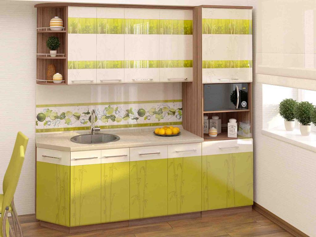 Кухня Тропикана от DaVita-мебель