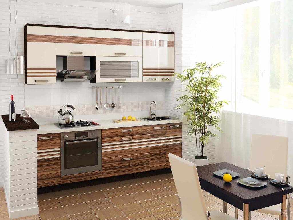 Кухня Рио от DaVita-мебель