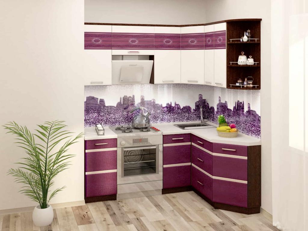 Кухня Палермо от DaVita-мебель