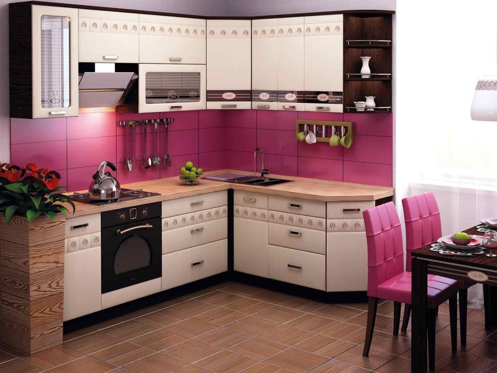 Кухня Аврора от DaVita-мебель