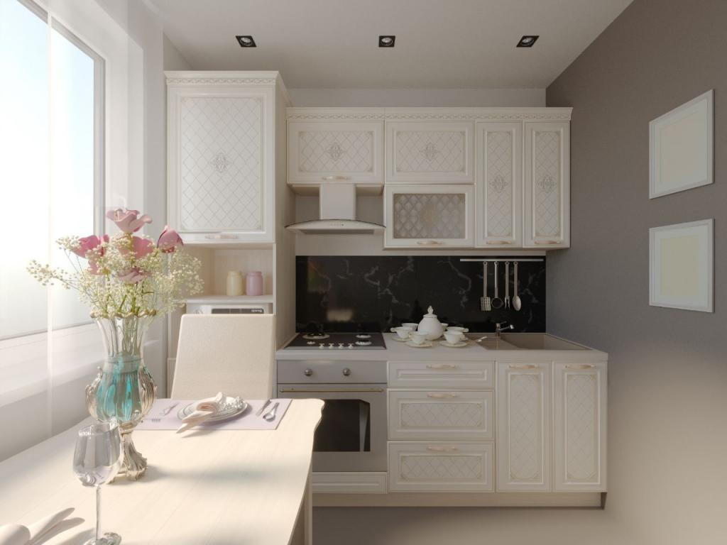 Кухня Милана от DaVita-мебель
